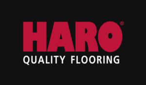 Logo di HARO Quality Flooring, partner di Superfici Forlin